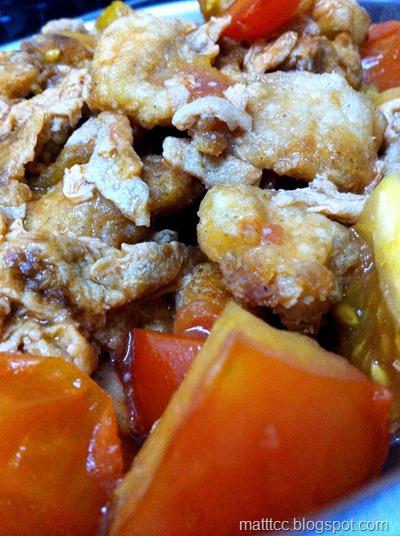 番茄多利魚