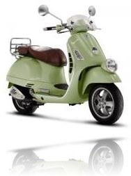 Piaggio Vespa GTV 250