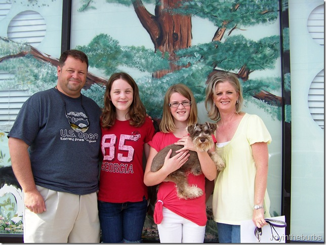 bosco and his new family 2