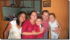Bishop Retana's Family