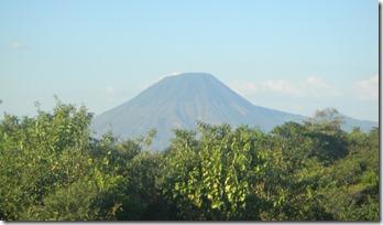 Volcano in Atiquizaya