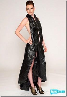 vestidos con bolsa de basura (4)