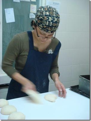 烘培丙級麵包技檢班