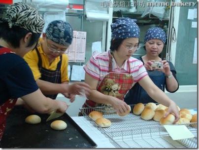 烘焙丙級麵包實作班15