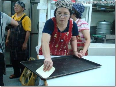 烘焙丙級麵包實作班19