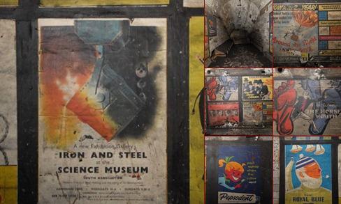 Exibir Posteres Londres