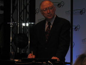US Interior Secretary Ken Salazar at COP15
