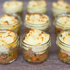 MINI SHEPHERD'S PIE IN A JAR