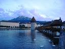 Lucerna - most kaplicowy