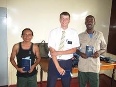 onderzoeker, Furgil, is naar Paramaribo verhuisd