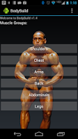 Screenshot of BodyBuild
