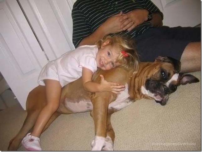 1 - niños con perros misimagenesdivertidas  (32)