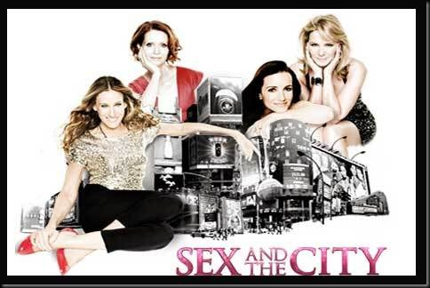 Sex and the city drama queens cast