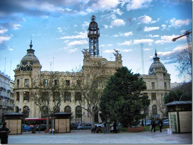 Edificio_de_Correos_Valencia_fhdr