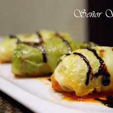 Beef-stuffed Cabbage Rolls