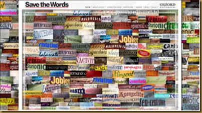 Savethewords