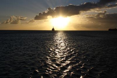 Pôr do Sol em St. Kitts