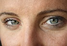 Olhos da Julliana.