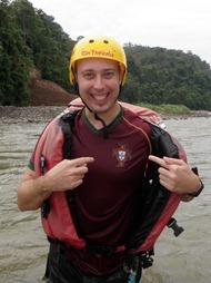 A danificar a camisola na Costa Rica - e quem não sabe o que é danificar a camisola que procure no youtube!