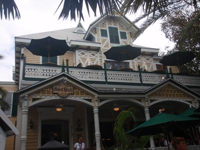 Hard Rock Cafe de Key West... o meu local de eleição em qualquer parte do Mundo!