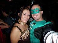Pocahontas e Lanterna Verde