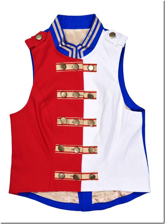 SLY Napoleon Vest_HK$990