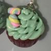 Sweet Mint Cupcake