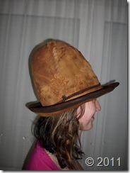 Zunderschwamm Hut