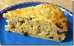 Polenta Fruit Cake 1