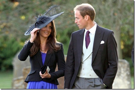 Prince William and Kate Middleton Engagement Nov. 16
