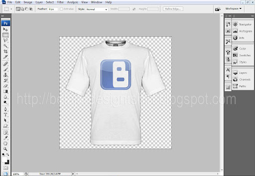 blank white tee. house Blank White T Shirt