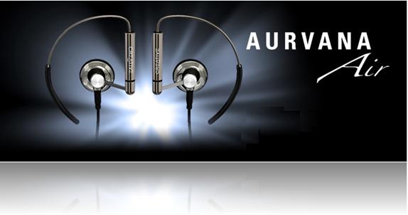 Creative Aurvana Air earphones now official