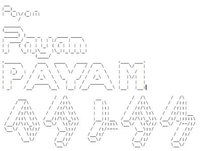 Payam 4 ASCII