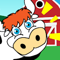 My Friends! Farm Animals FREE icon