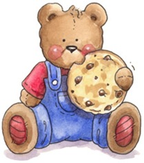 Cookie Bear