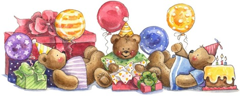 Party Bears