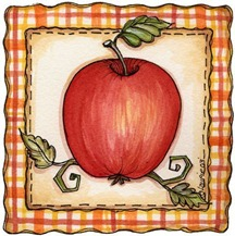 Autumn Days Painted - CNR Apple 02