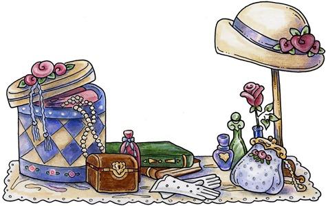 Viola's Dressing Table
