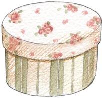 Round Box01-797481