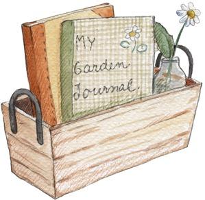 Garden Journal-798638