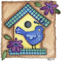 SQ Bird House