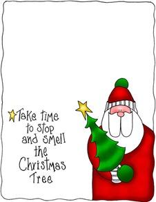 HW Santa & Tree-748664