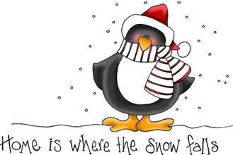 HW Snow Falls-754617
