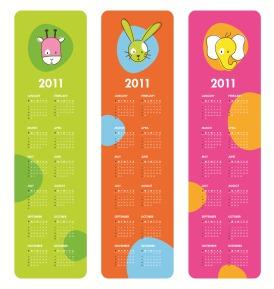 Childrens Calendar for 2011 (2)