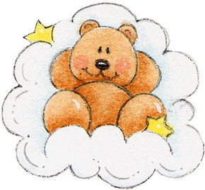 Bear on Cloud01