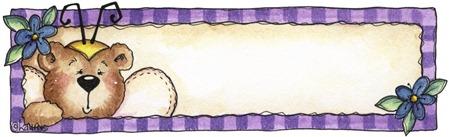 Bumble Bear Banner01