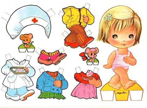 imagens decoupage clipart boneca de papel (3)