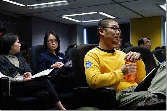100年 非營利組織 資訊科技運用座談會 - 台北場 (16)