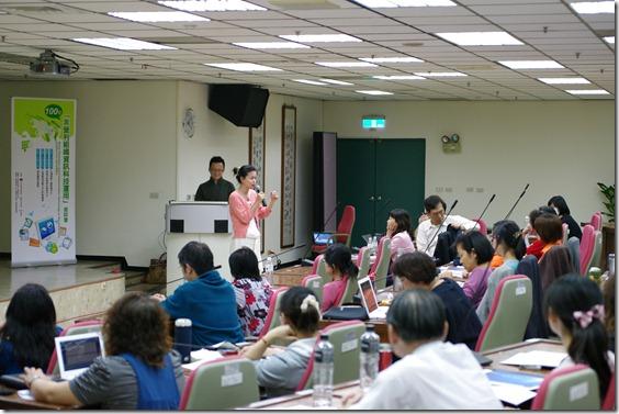 100年 非營利組織 資訊科技運用座談會 - 高雄場 (35)