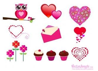 iconos de corazon